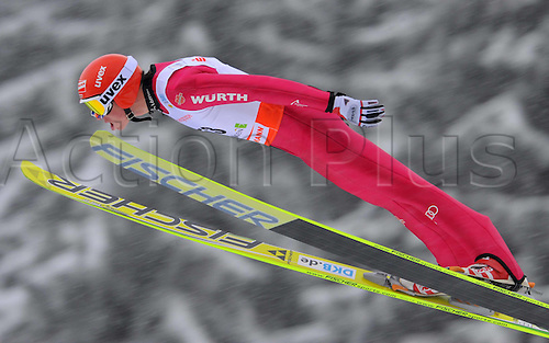 02 01 2010  Nordic Skiing Nordic Combination Oberhof 02 01 2010 Ski jumping Eric Frenzel ger Nordic Combination Ski Skiing men World Cup 2009 2010 Oberhof .