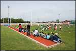 VOLPIANO - Volpiano Rugby in via San Grato