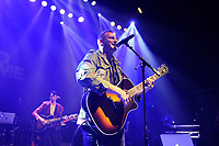 LONDON, ENGLAND - JANUARY 12: Joe Sumner performing at 'Celebrating David Bowie' at Shepherd's Bush Empire on January 12, 2018 in London, England.<br /> CAP/MAR<br /> &copy;MAR/Capital Pictures