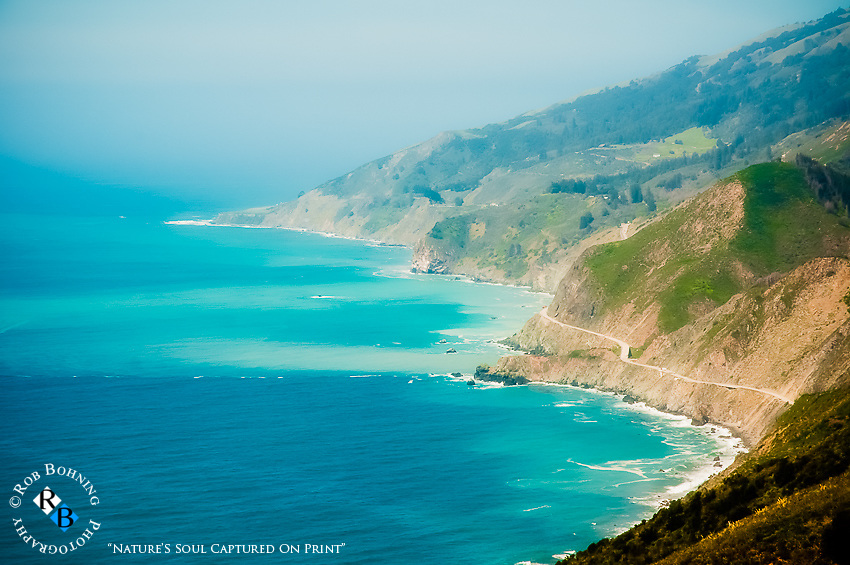 Big Sur is one of the most picturesque coastal settings anywhere
