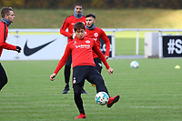 Daichi Kamada (Eintracht Frankfurt) - 14.11.2017: Eintracht Frankfurt Training, Commerzbank Arena
