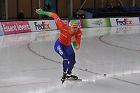 SCHAATSEN: BERLIJN: Sportforum, 08-12-2013, Essent ISU World Cup, 500m Men Division B, Hein Otterspeer (NED), ©foto Martin de Jong