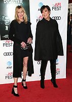 12 November 2017 - Hollywood, California - Melanie Griffith, Kris Jenner. &quot;The Disaster Artist&quot; AFI FEST 2017 Screening held at TCL Chinese Theatre. <br /> CAP/ADM/FS<br /> &copy;FS/ADM/Capital Pictures