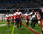 Katsuyuki Sakai Second day at Cape Town 7s for HSBC World Rugby Sevens Series 2018, Cape Town, South Africa - Photos Martin Seras Lima