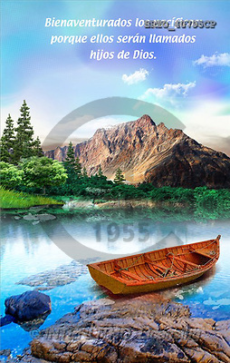 Alfredo, LANDSCAPES, paintings(BRTO40795CP,#L#) Landschaften, Schiffe, paisajes, barcos, llustrations, pinturas