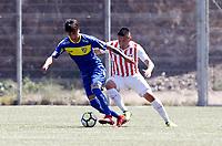 Futbol 2018 1B Barnechea vs Union San Felipe