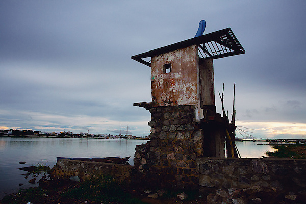 Petrolina_PE, 09 de Abril de 2010 ..Os Chicos - 2a Viagem..Na foto, o rio Sao Francisco..Foto: LEO DRUMOND / NITRO