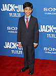 Rohad Chand  at The Columbia Pictures' World Premiere of JACK AND JILL at Mann Village Theatre in West Hollywood, California on November 06,2011                                                                               © 2011 Hollywood Press Agency