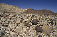 Eilat Mountains and Stony Desert