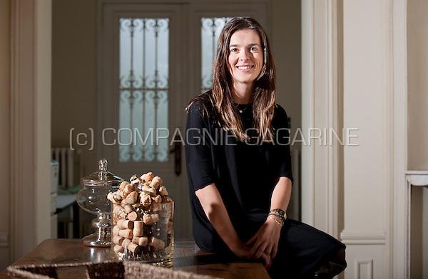 Stefanie Houben, account manager at the Impuls communication company (Belgium, 09/10/2015)