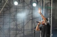 SÃO PAULO,SP, 07.11.2015 - FESTIVAL-PROMESSAS - Gui Rebustini durante o  Festival Promessas 2015, que acontece no Campo de Marte, zona norte de São Paulo, neste sábado, 7. (Foto: Douglas Pingituro/Brazil Photo Press/Folhapress)