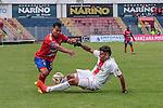 Deportivo Pasto venció 1-0 como local a Cortuluá. Fecha 7 Liga Águila II-2016.