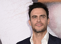 "BEVERLY HILLS, CA - APRIL 6:  Cheyenne Jackson at the For Your Consideration Red Carpet event for FX's ""American Horror Story: Cult"" at the WGA Theater on April 6, 2018 in Beverly Hills, California. (Photo by Scott Kirkland/Fox/PictureGroup)"