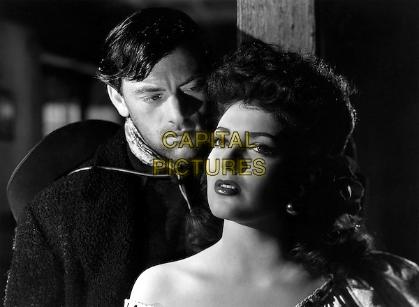Linda Darnell<br /> in My Darling Clementine (1946) <br /> *Filmstill - Editorial Use Only*<br /> CAP/NFS<br /> Image supplied by Capital Pictures