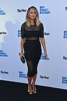 Chrissy Teigen @ the 'Lip Sync Battle' event held @ the TV Academy Wolf theatre. June 14, 2016
