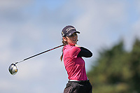 Bronagh O'Keeffe (ENG) during the second round of the Irish Womans Open Strokeplay Championship, Co Louth Golf Club, Baltray, Drogheda, Co Louth, Ireland. 12/05/2018.<br /> Picture: Golffile | Fran Caffrey<br /> <br /> <br /> All photo usage must carry mandatory copyright credit (&copy; Golffile | Fran Caffrey)
