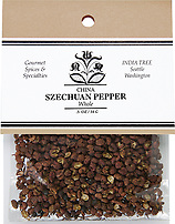 India Tree Szechuan Peppercorns, India Tree Spices