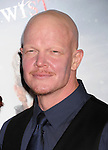 "HOLLYWOOD, CA - JANUARY 24: Derek Mears arrives at the ""Hansel & Gretel: Witch Hunters"" Los Angeles Premiere at TCL Chinese Theatre on January 24, 2013 in Hollywood, California."