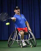 16-11-07, Netherlands, Amsterdam, Wheelchairtennis Masters 2007, ruszelnicki