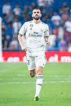 Real Madrid Borja Mayoral during Santiago Bernabeu Trophy match at Santiago Bernabeu Stadium in Madrid, Spain. August 11, 2018. (ALTERPHOTOS/Borja B.Hojas)