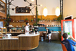 Case Study Coffee House in the Alberta Arts District in Portland, OR, USA