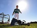 Norichika Aoki (Mariners),<br /> FEBRUARY 25, 2016 - MLB :<br /> Seattle Mariners spring training baseball camp in Peoria, Arizona, United States. (Photo by AFLO)