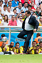 Marc Wilmots (BEL), JUNE 22, 2014 - Football / Soccer : FIFA World Cup Brazil 2014 Group H match between Belgium 1-0 Russia at the Maracana stadium in Rio de Janeiro, Brazil. (Photo by Maurizio Borsari/AFLO)