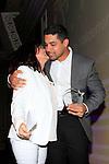 LOS ANGELES - DEC 6: Wilmer Valderrama, Sobeida Valderrama at The Actors Fund's Looking Ahead Awards at the Taglyan Complex on December 6, 2015 in Los Angeles, California