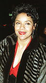"""Phylicia Rashad arrives at the Warner Theatre for the Washington, D.C. Premiere of the movie """"Amistad"""" on December 4, 1997..Credit: Ron Sachs / CNP"""