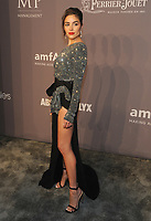 NEW YORK, NY - FEBRUARY 07: Olivia Culpo attends the 2018 amFAR New York Gala at cipriani Wall Street on February 7, 2018 in New York City.  <br /> CAP/MPI/JP<br /> &copy;JP/MPI/Capital Pictures
