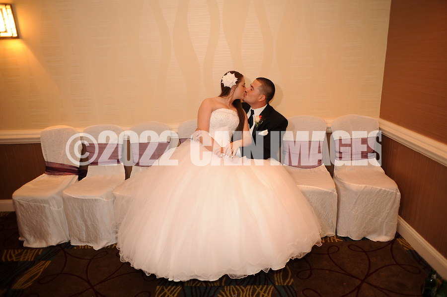 Nina & Keith -  June 11, 2011 - Bensalem, Pennsylvania (Photo by William Thomas Cain/cainimages.com)