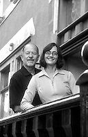 Dave and Sheila Martin. Owners of Hume Hotel in Nelson,BC