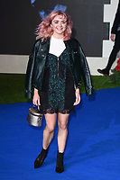 "LONDON, UK. December 12, 2018: Maisie Williams at the UK premiere of ""Mary Poppins Returns"" at the Royal Albert Hall, London.<br /> Picture: Steve Vas/Featureflash"