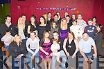 Shane McCormick Aghadoe Killarney celebrates his 21st birthday with his family and friends in O'Meara's bar Killarney on Saturday