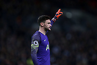 Hugo Lloris of Tottenham Hotspur during Tottenham Hotspur vs Southampton, Premier League Football at Wembley Stadium on 5th December 2018