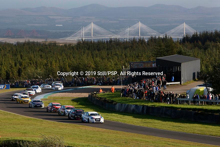 Round 8 of the 2019 British Touring Car Championship