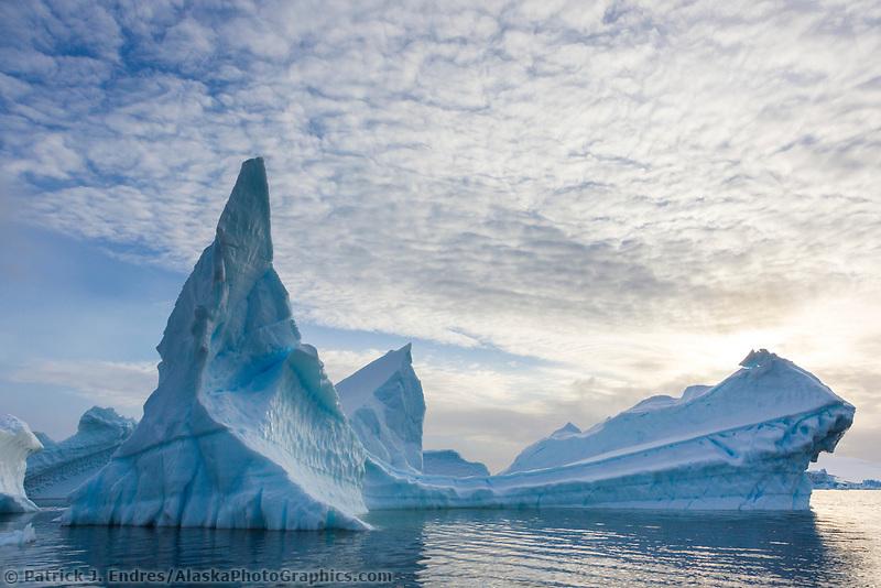 Port Charcot, Antarctica.