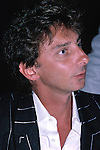 Barry Manilow.Attending the BMI Luncheon in Beverly Hills, California..September 1986.