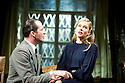 Flare Path by Terence Rattigan, directed by Trevor Nunn. With Sienna Miller as Patricia Warren [Mrs Graham],James Purefoy as Peter Kyle. Opens at The Apollo  Theatre  on 14/3/11 . CREDIT Geraint Lewis