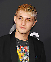LOS ANGELES, CA - NOVEMBER 24: Anwar Hadid attends the 2019 American Music Awards at Microsoft Theater on November 24, 2019 in Los Angeles, California, USA.<br /> CAP/ROT/TM<br /> ©TM/ROT/Capital Pictures