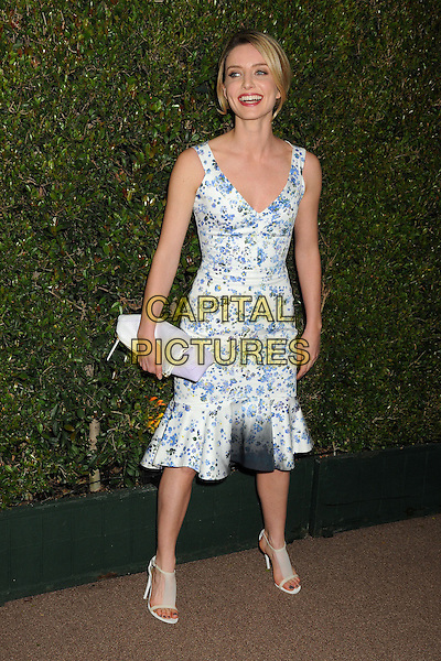LOS ANGELES, CA - FEBRUARY 25 - Annabelle Wallis. BVLGARI &quot;Decades of Glamour&quot; Oscar Party held at Soho House on 25th February 2014.<br /> CAP/ADM/BP<br /> &copy;Byron Purvis/AdMedia/Capital Pictures