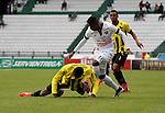 En el estadio Palogrande de Manizales, Once Caldas empató  ante Alianza Petrolera 2-2, en el marco de la fecha 12 del torneo apertura colombiano.