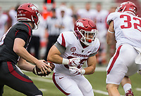 Hawgs Illustrated/BEN GOFF <br /> Arkansas holds their Red-White game Saturday, April 6, 2019, at Reynolds Razorback Stadium.