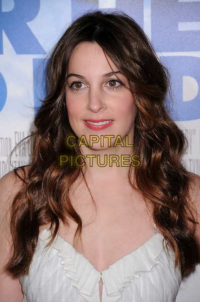 "LINDSAY SLOANE.""Over Her Dead Body"" Los Angeles Premiere at Arclight Cinemas, Hollywood, California, USA..January 29th, 2008.headshot portrait.CAP/ADM/BP.©Byron Purvis/AdMedia/Capital Pictures."