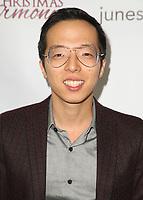"LOS ANGELES, CA - NOVEMBER 7: Kenton Chen, at Premiere of Lifetime's ""Christmas Harmony"" at Harmony Gold Theatre in Los Angeles, California on November 7, 2018. Credit: Faye Sadou/MediaPunch"