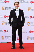 LONDON, UK. May 12, 2019: Billy Monger arriving for the BAFTA TV Awards 2019 at the Royal Festival Hall, London.<br /> Picture: Steve Vas/Featureflash