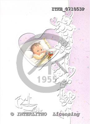 Isabella, BABIES, paintings, ITKE071053,#b# bébé, illustrations, pinturas ,everyday