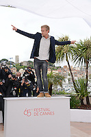 Jeremie Renier attending the ELEFANTE BLANCO Photocall during the 65th annual International Cannes Film Festival in Cannes, France, 21th May 2012...Credit: Timm/face to face / Mediapunchinc