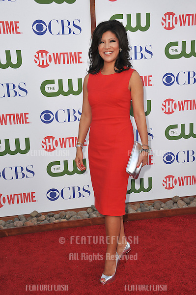 Julie Chen at the CBS Summer 2011 TCA Party at The Pagoda, Beverly Hills..August 3, 2011  Los Angeles, CA.Picture: Paul Smith / Featureflash