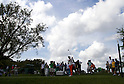 Ryo Ishikawa (JPN),.MARCH 20, 2012 - Golf :.Ryo Ishikawa of Japan tees off on the 3rd hole during the practice round of the Arnold Palmer Invitational at Arnold Palmer's Bay Hill Club and Lodge in Orlando, Florida. (Photo by Thomas Anderson/AFLO)(JAPANESE NEWSPAPER OUT)